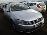 2012 VW PASSAT 1.6 TDI ESTATE B7 RIGHT FRONT DOOR GLASS BREAKING PARTS SPARES